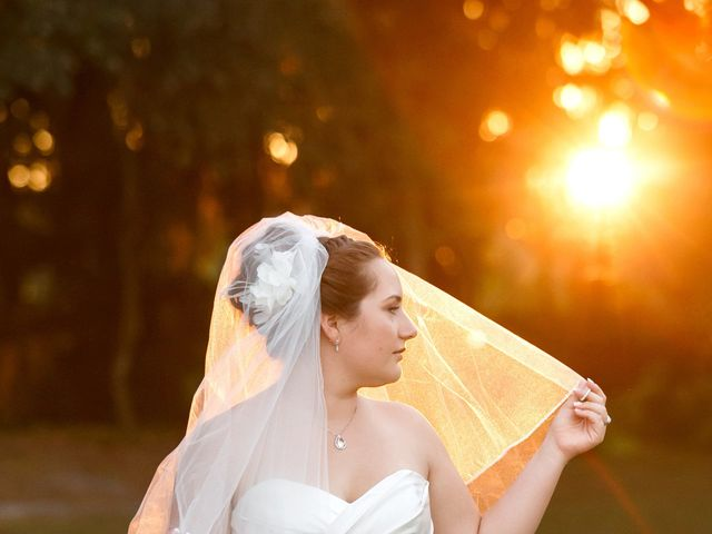 Krystal and Tylor's Wedding in Dover, Florida 1