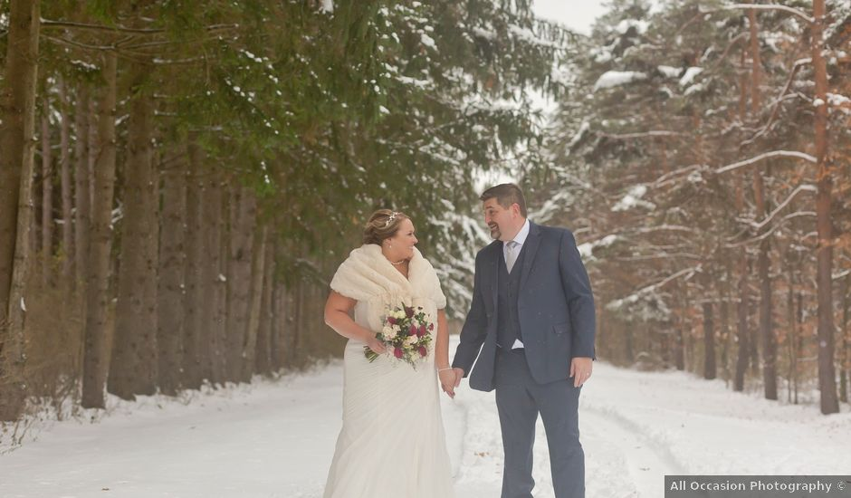Jonathan and Jennifer's Wedding in Manlius, New York