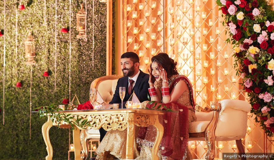 Ajay and Mehak's Wedding in McLean, District of Columbia