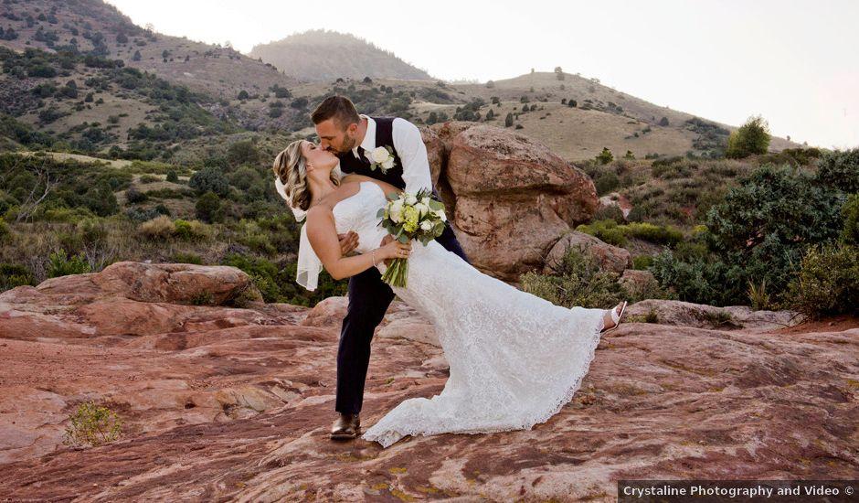 Bryan and Michelle's Wedding in Morrison, Colorado