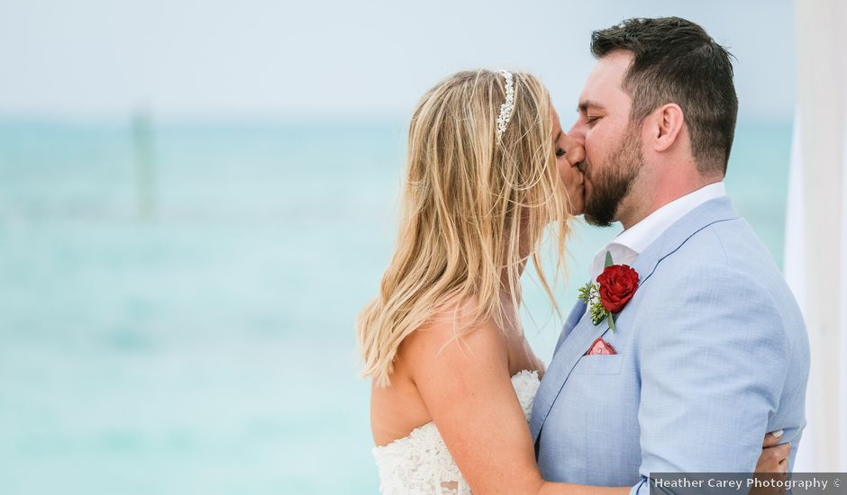 Robin and Conrad's Wedding in Nassau, Bahamas