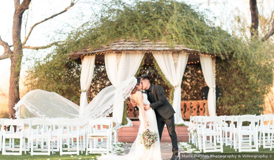David and Lupita's Wedding in Tucson, Arizona