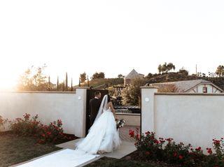 Josh and Faith's Wedding in Temecula, California 3