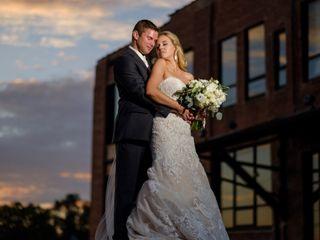 The wedding of Ashley and Nick