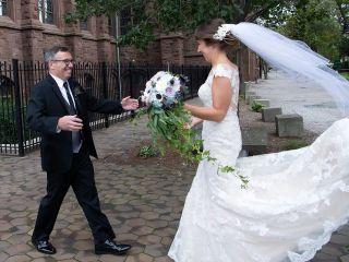 Michaael and Alison's Wedding in Warwick, Rhode Island 3