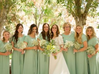 The wedding of Hannah and Spencer 3