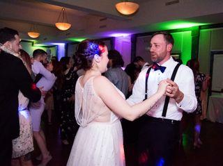 The wedding of Amy and Chris 1