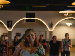 The wedding of Nathan and Anna 1