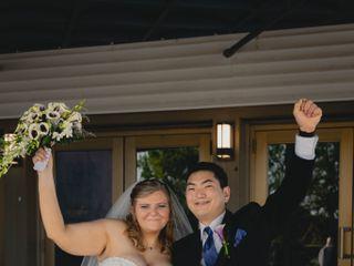 The wedding of Nathan and Anna