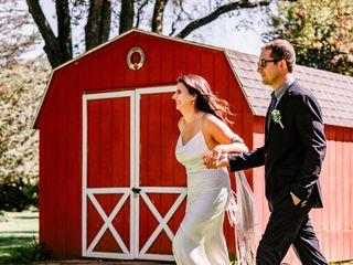 The wedding of Gazelle and Jason