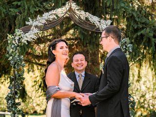 The wedding of Gazelle and Jason 3