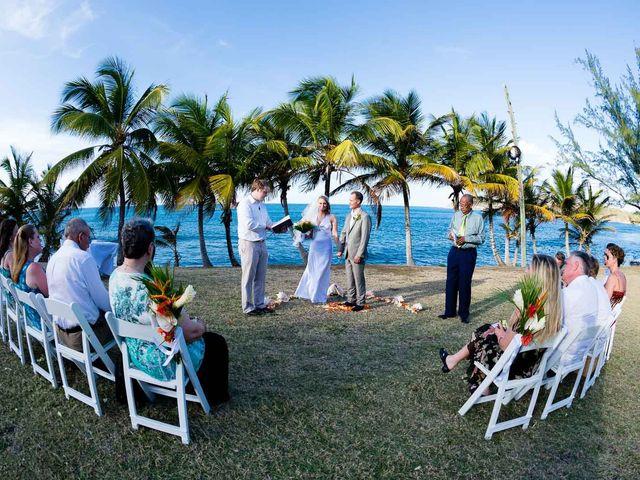 The wedding of Karen and Paul