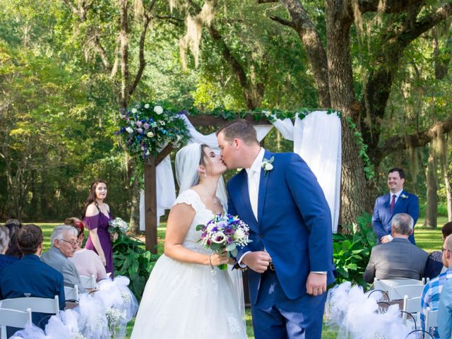 Ryan and Chelsee's Wedding in Tallahassee, Florida 1