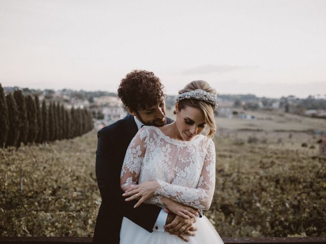 The wedding of Lidia and Giovanni