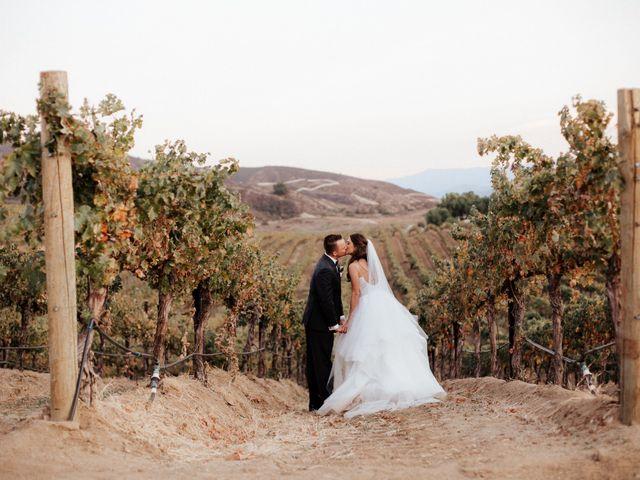 Josh and Faith's Wedding in Temecula, California 1