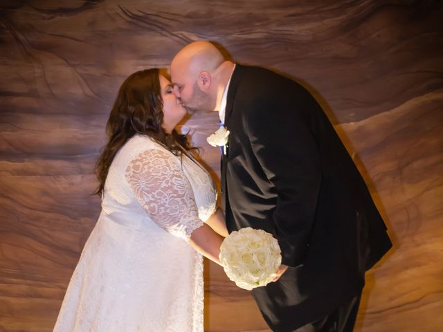 John and Crystal's Wedding in Las Vegas, Nevada 5