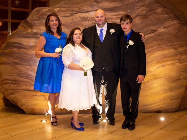 John and Crystal's Wedding in Las Vegas, Nevada 8