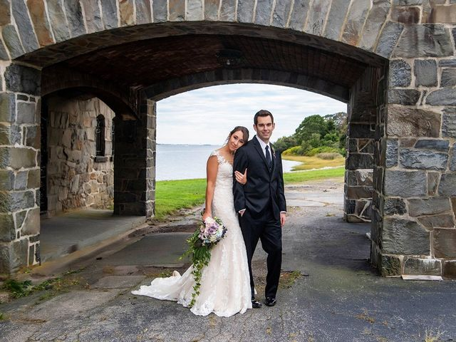 Michaael and Alison's Wedding in Warwick, Rhode Island 1