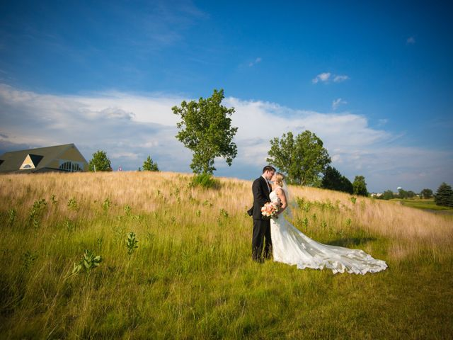 Andrew and Jordan's Wedding in Oxford, Michigan 1