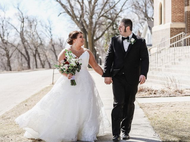 The wedding of Mal and Kyle