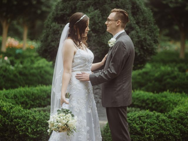 Drew and Camille's Wedding in Decatur, Alabama 12