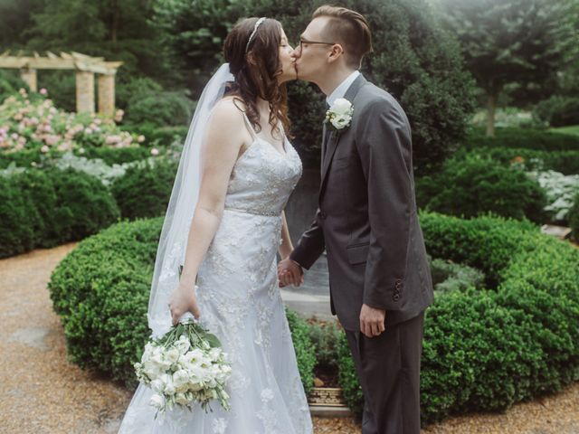 Drew and Camille's Wedding in Decatur, Alabama 14