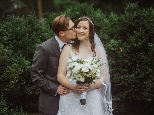 Drew and Camille's Wedding in Decatur, Alabama 1
