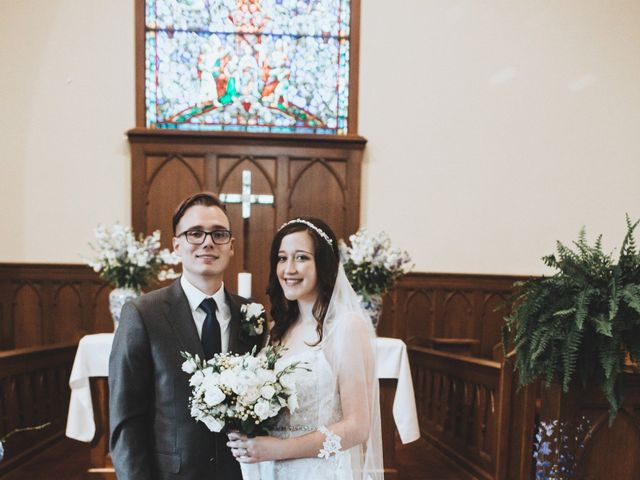 Drew and Camille's Wedding in Decatur, Alabama 16