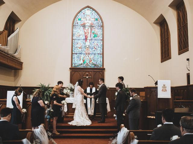 Drew and Camille's Wedding in Decatur, Alabama 17