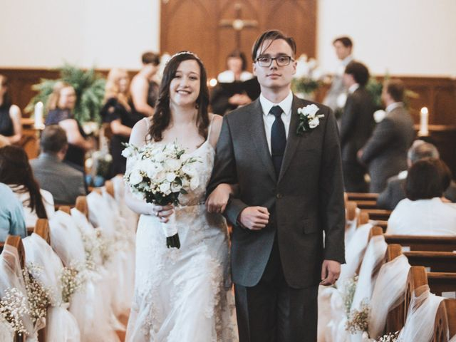 Drew and Camille's Wedding in Decatur, Alabama 18