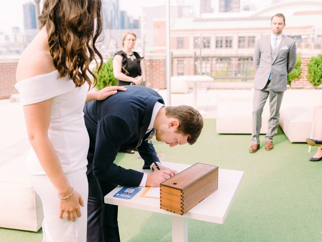 Aaron and Jessica's Wedding in Chicago, Illinois 22
