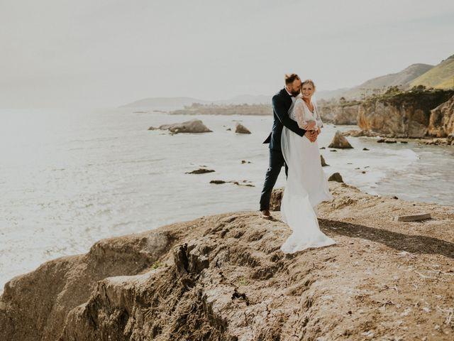 The wedding of Alyssa and Silas