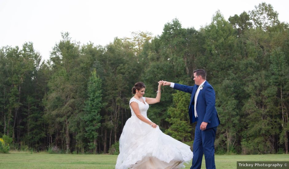 Ryan and Chelsee's Wedding in Tallahassee, Florida