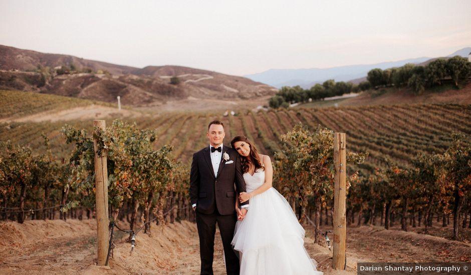 Josh and Faith's Wedding in Temecula, California