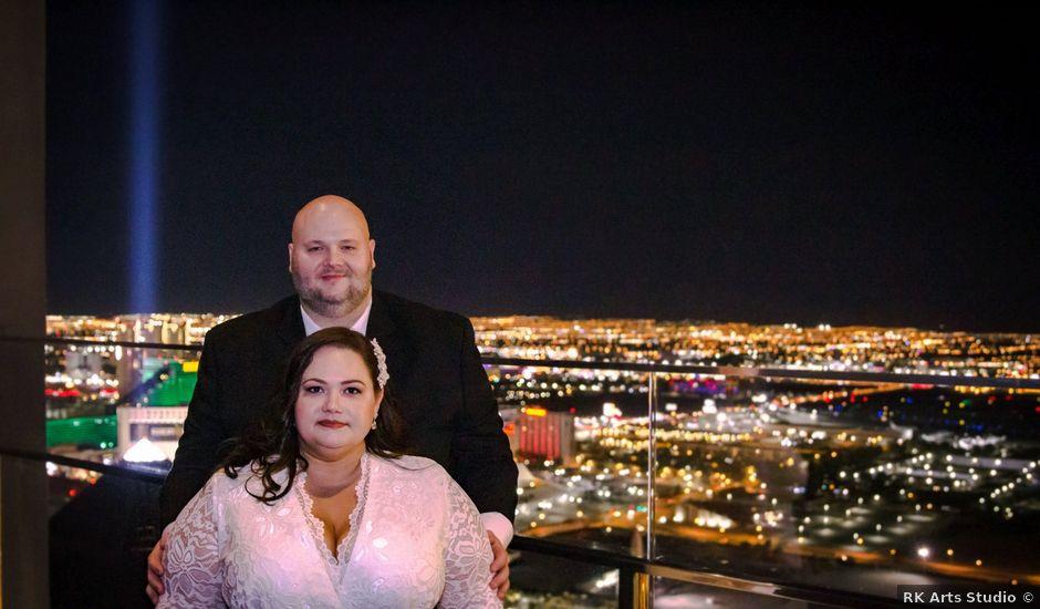 John and Crystal's Wedding in Las Vegas, Nevada