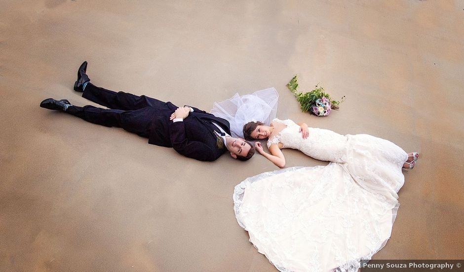 Michaael and Alison's Wedding in Warwick, Rhode Island
