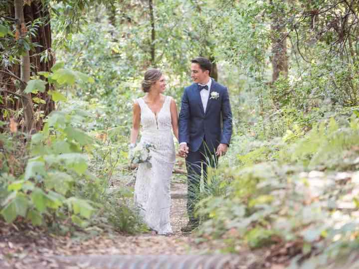 The wedding of Eliza and Erik
