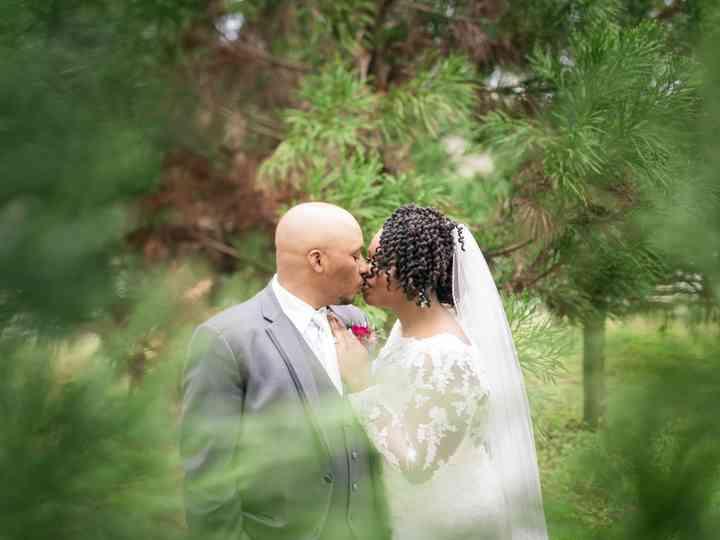 The wedding of Sonya and Otis