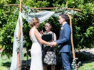 The wedding of Eliza and Erik 3
