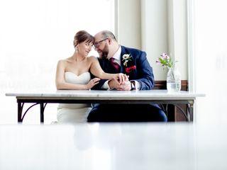 The wedding of Amanda and Drew