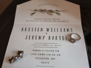 The wedding of Kristen and Jeremy 3