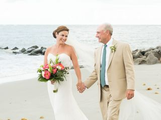 The wedding of Amie  and Thomas 2