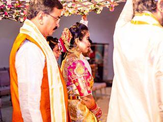 The wedding of John and Mano 2