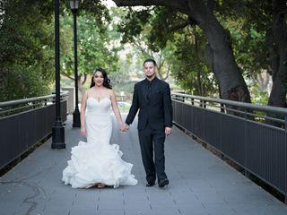 The wedding of Desiree and Arturo