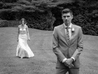 The wedding of Kristin and Joe 1