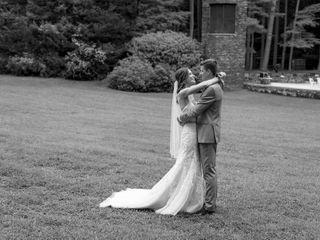 The wedding of Kristin and Joe 2