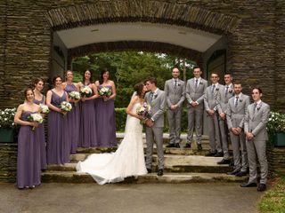 The wedding of Kristin and Joe 3