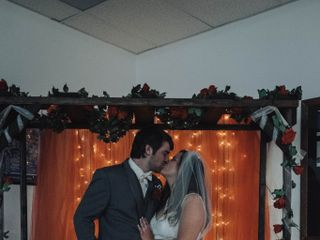 The wedding of Dillon and Taylor