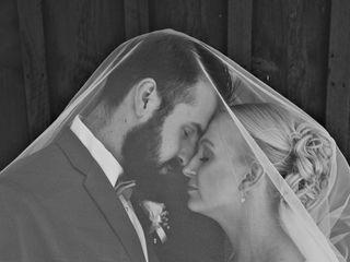 The wedding of Rob and Alisa 2