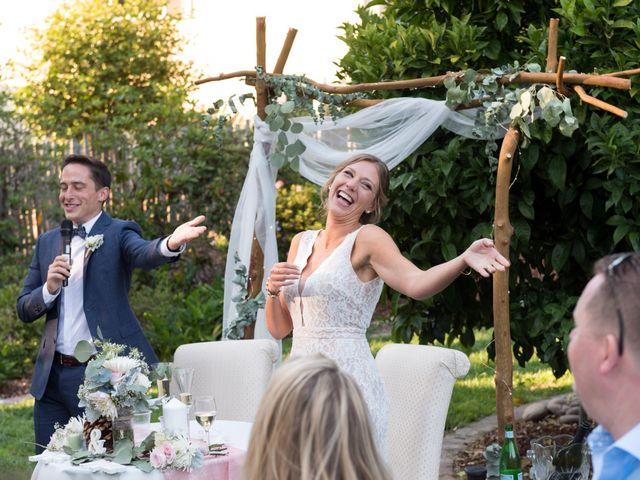 Erik and Eliza's Wedding in Santa Cruz, California 8